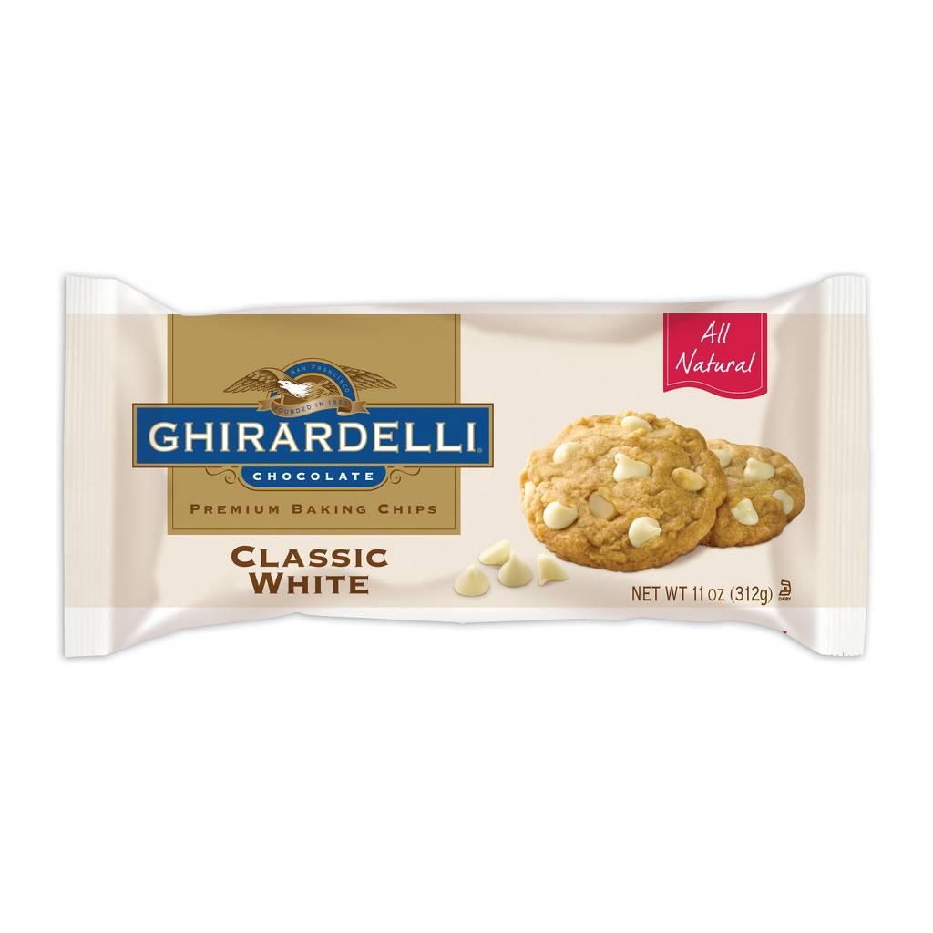 ghirardelli white chocolate