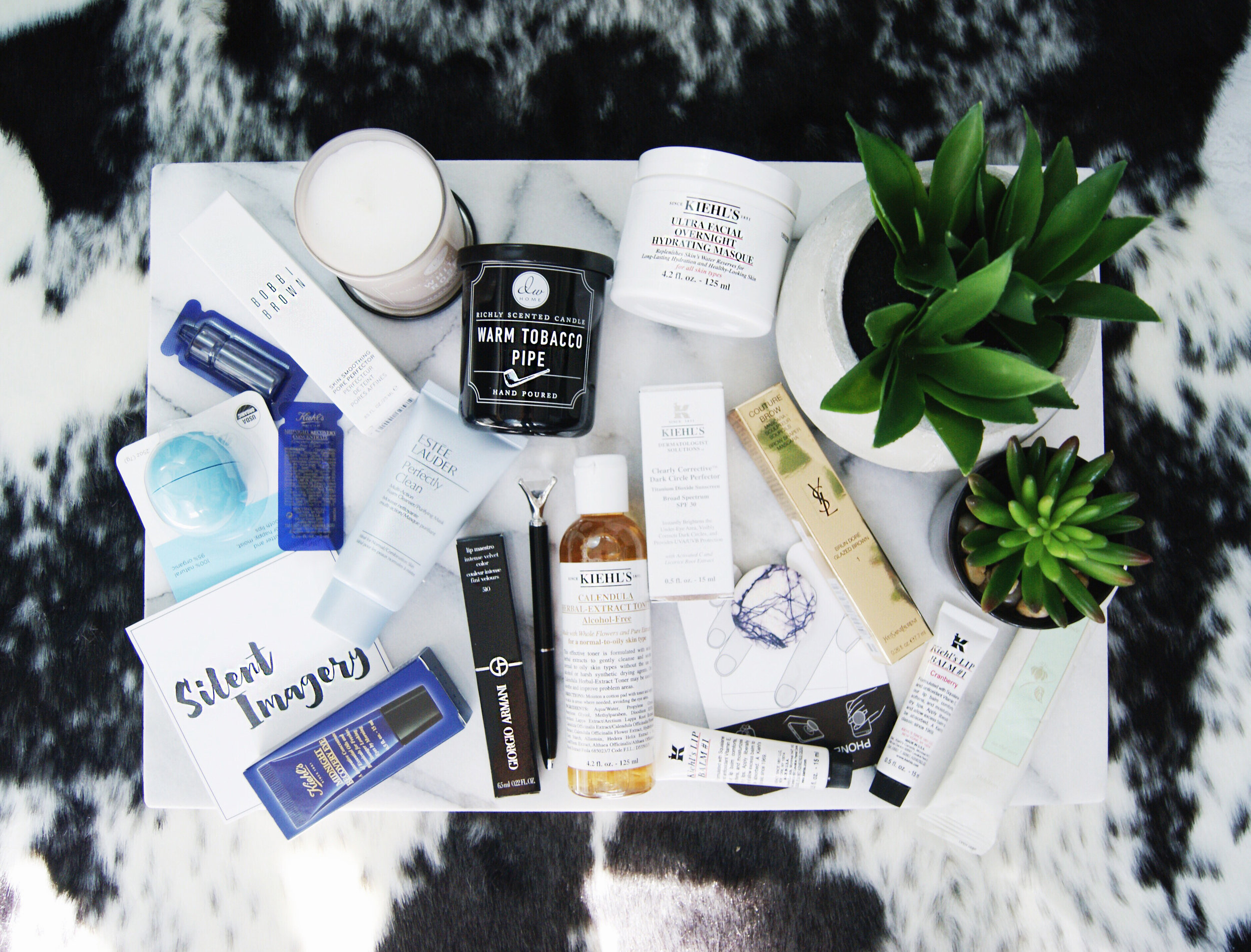 product flat lay totally rad giveaway