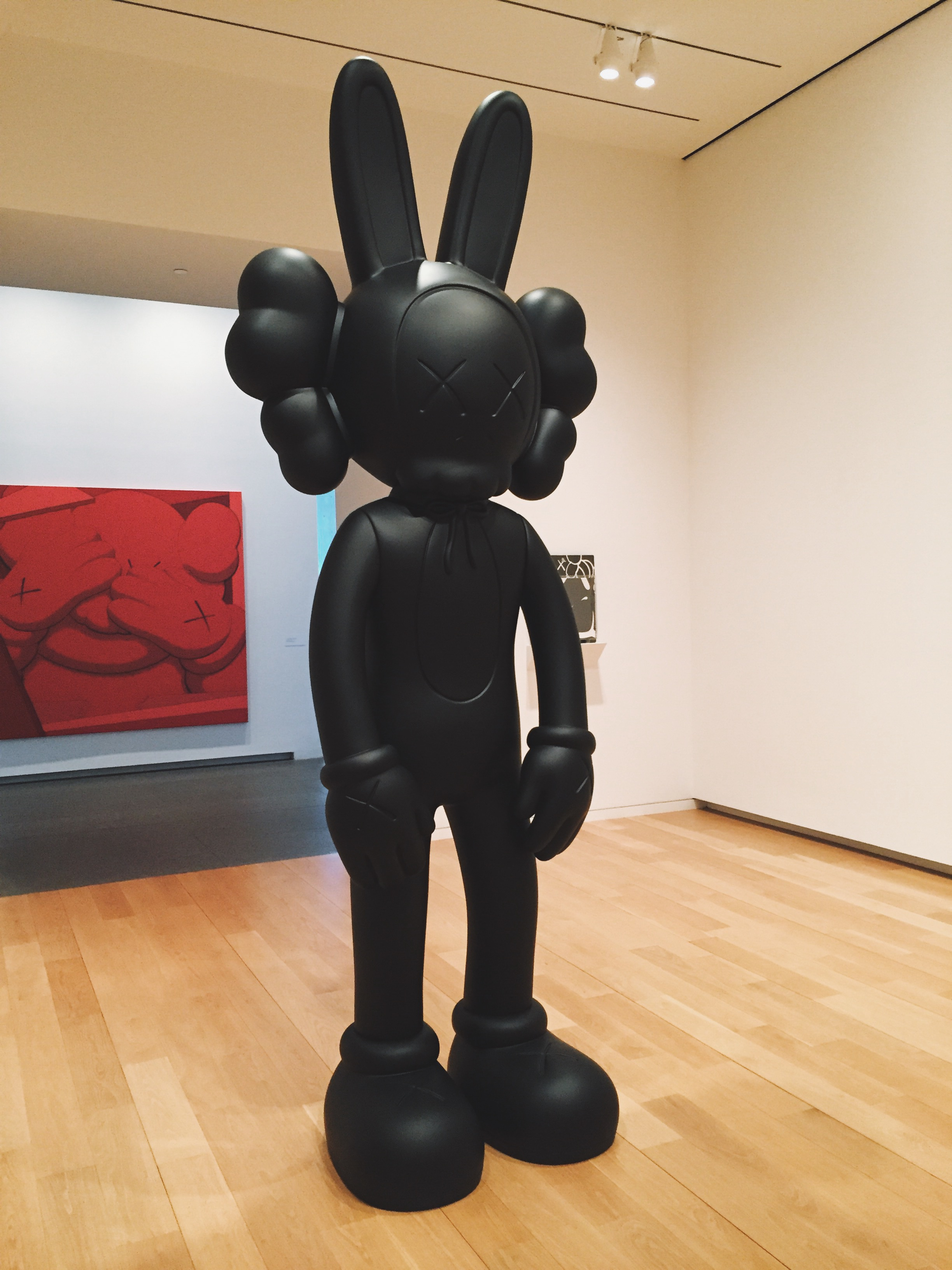 KAWS at The Modern in Fort Worth