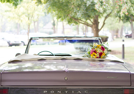 wedding pontiac