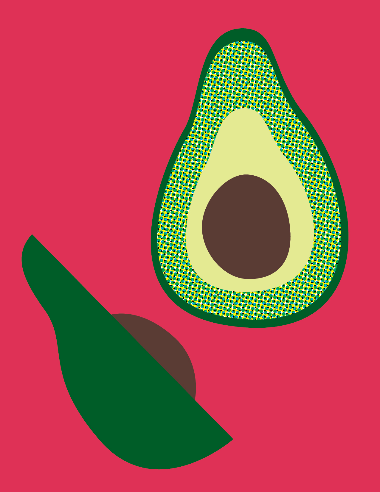 Avocados for Breakfast by Bryna Shields
