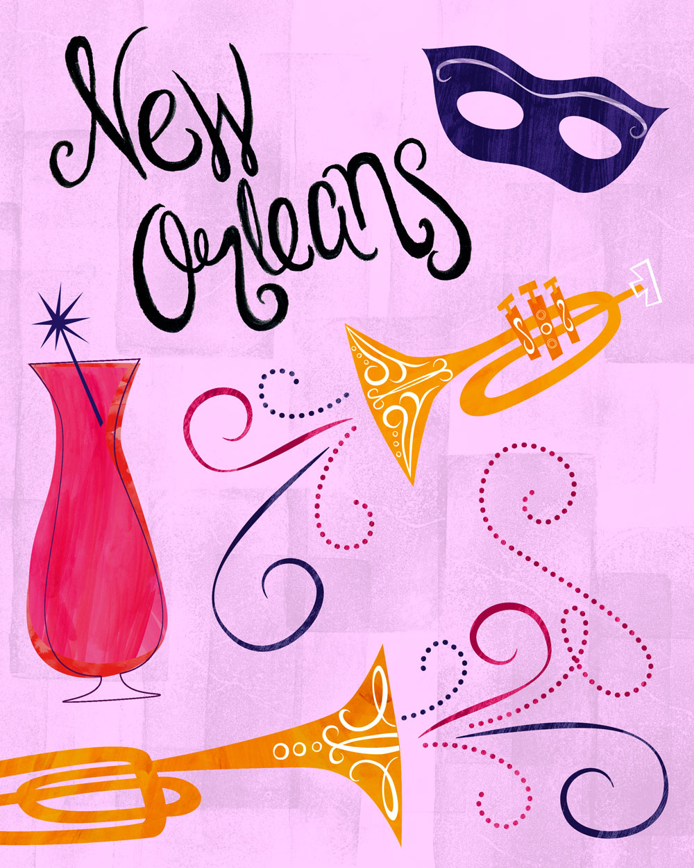 Five Things: Mardi Gras by Bryna Shields