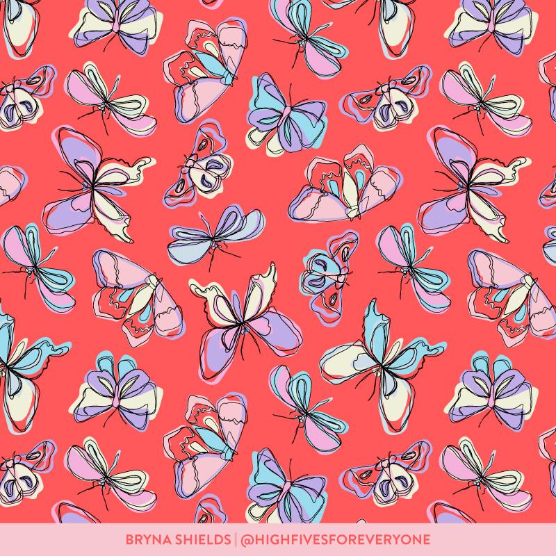Butterflies_BlindContour_BrynaShields.jpg