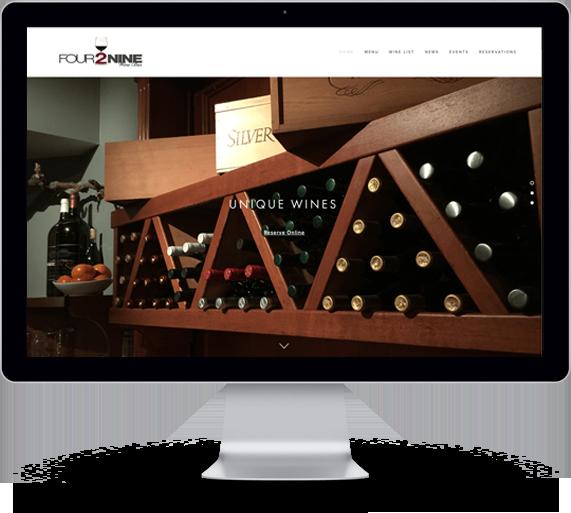 Four2Nine Wine Bar and Restaurant