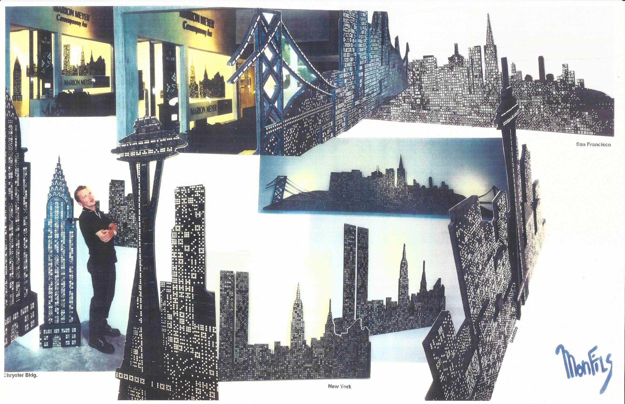 domino pieces (1989-1995)