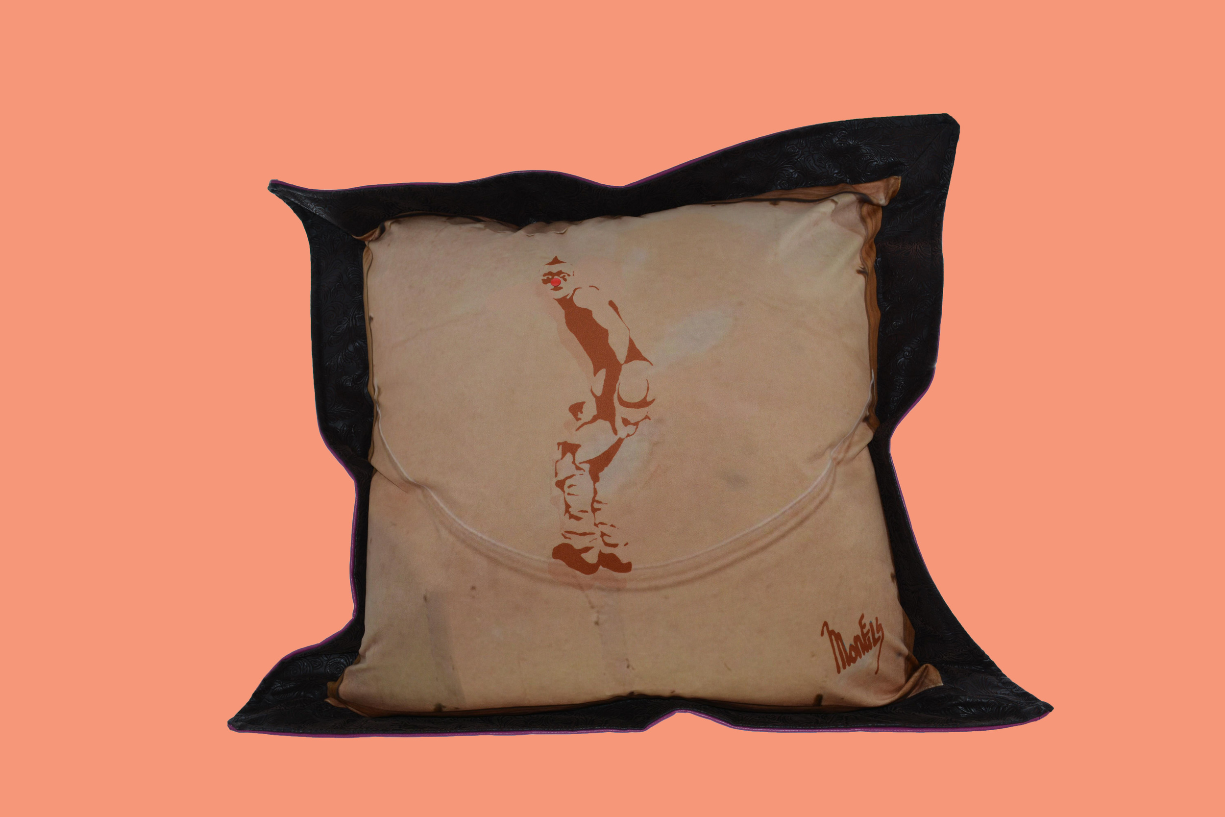"""back side of the larger 26"""" x 26"""" pillows"""