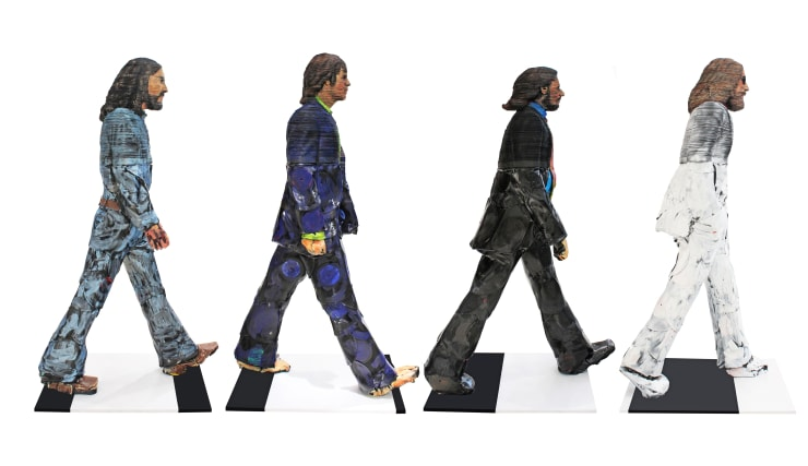 Crossing Abbey Rd