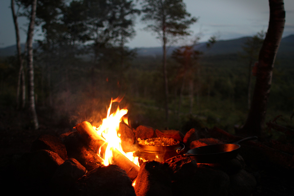 Campfire Gastronomy