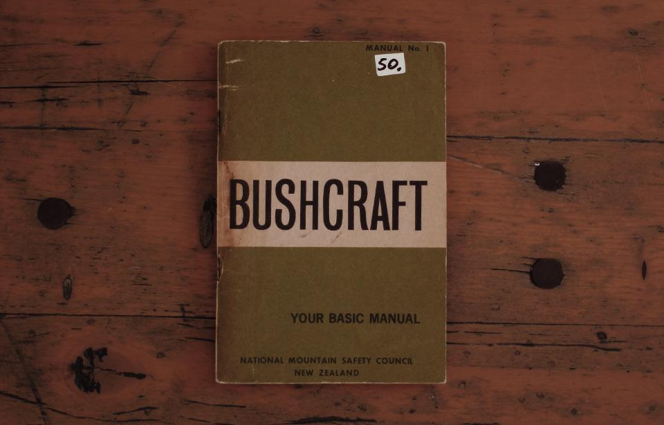 National Mountain Safety Council New Zealand - Bushcraft Manual