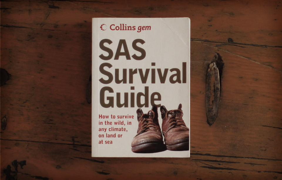 "John ""Lofty"" Wiseman - SAS Survival Guide, 1986"