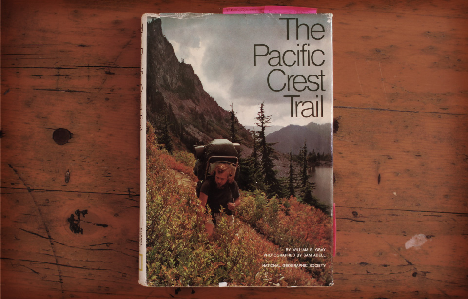 William R. Gray - The Pacific Crest Trail, 1975