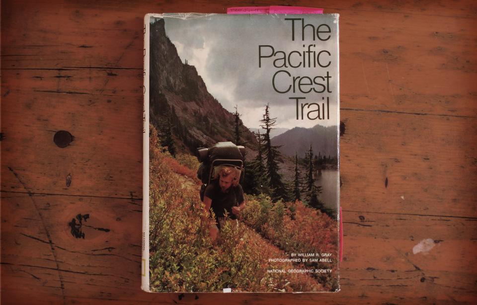 William R. Gray - The Pacific Crest Trail, 1975