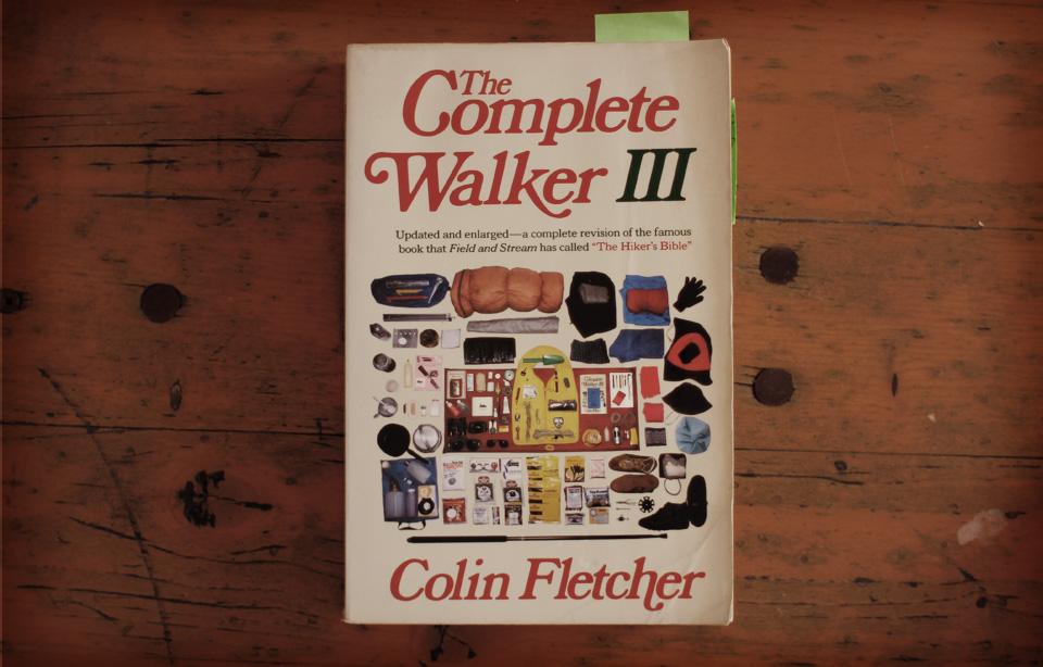 Colin Fletcher - The Complete Walker III, 1984