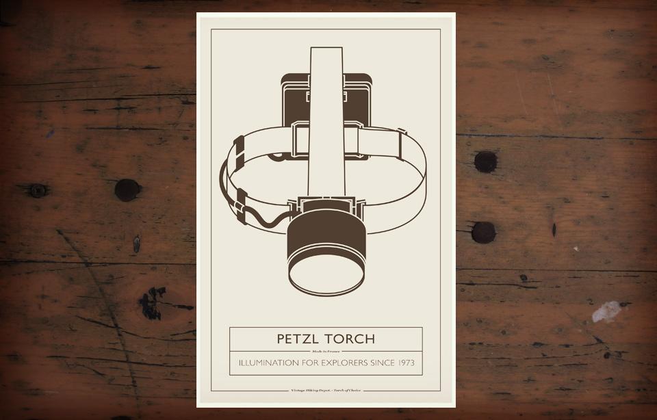 VHD Poster#5 - Petzl Torch
