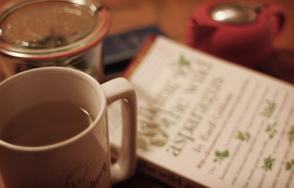 Berry-Leaf Tea