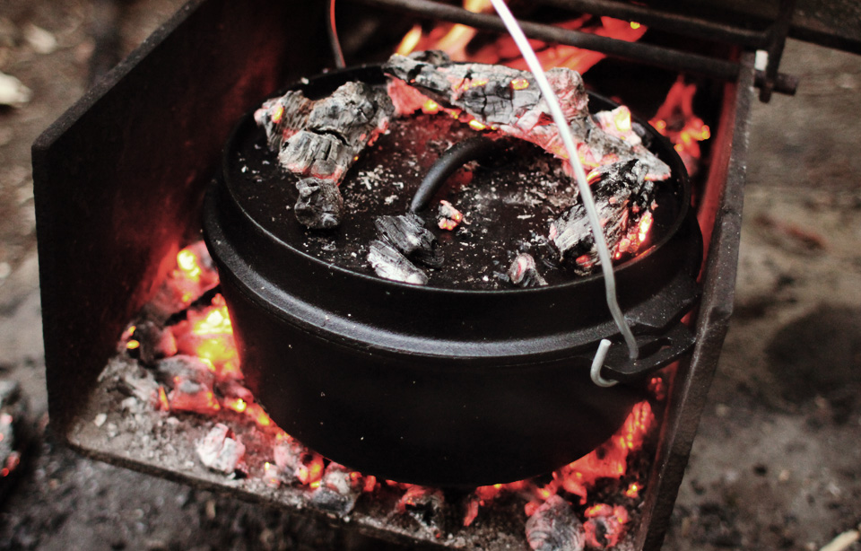 Dutch Oven Cooking Temperature