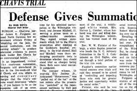 The Charlotte Observer   By Bob Boyd