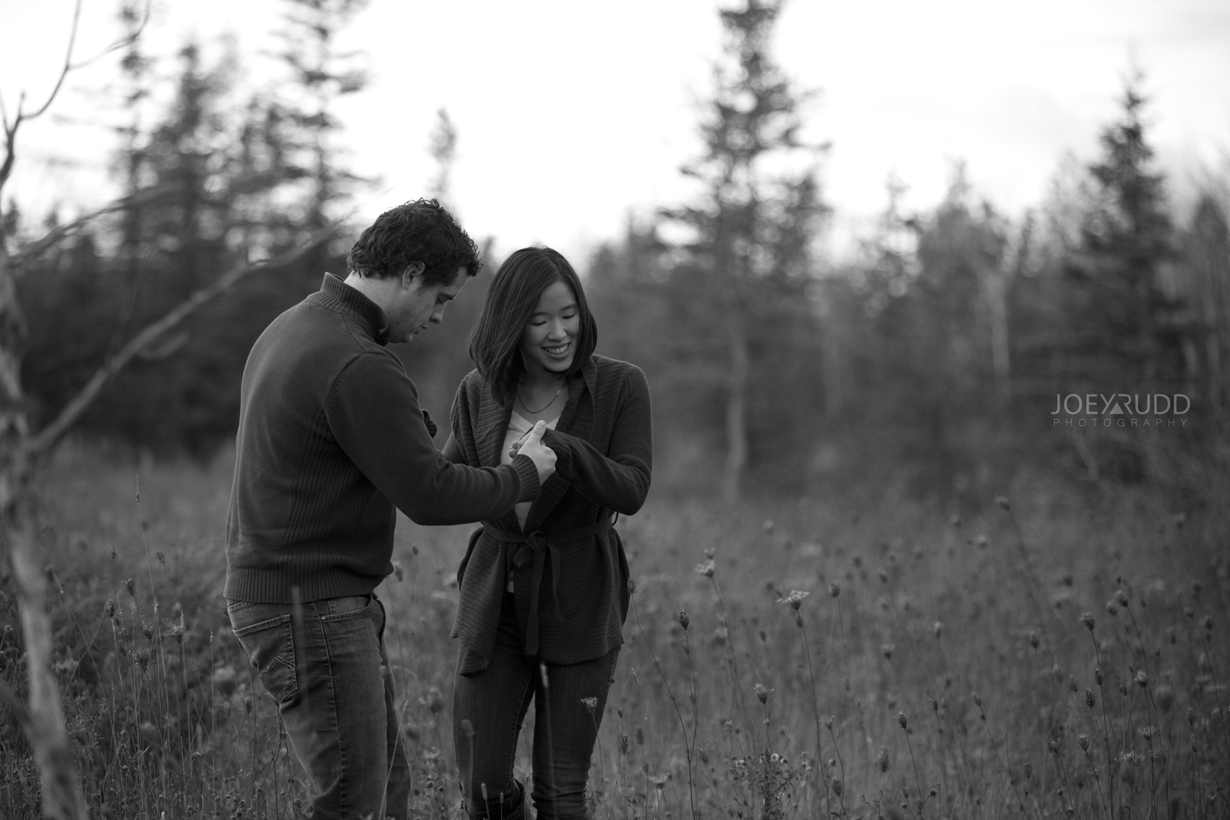 Ottawa Photography Perth Engagement