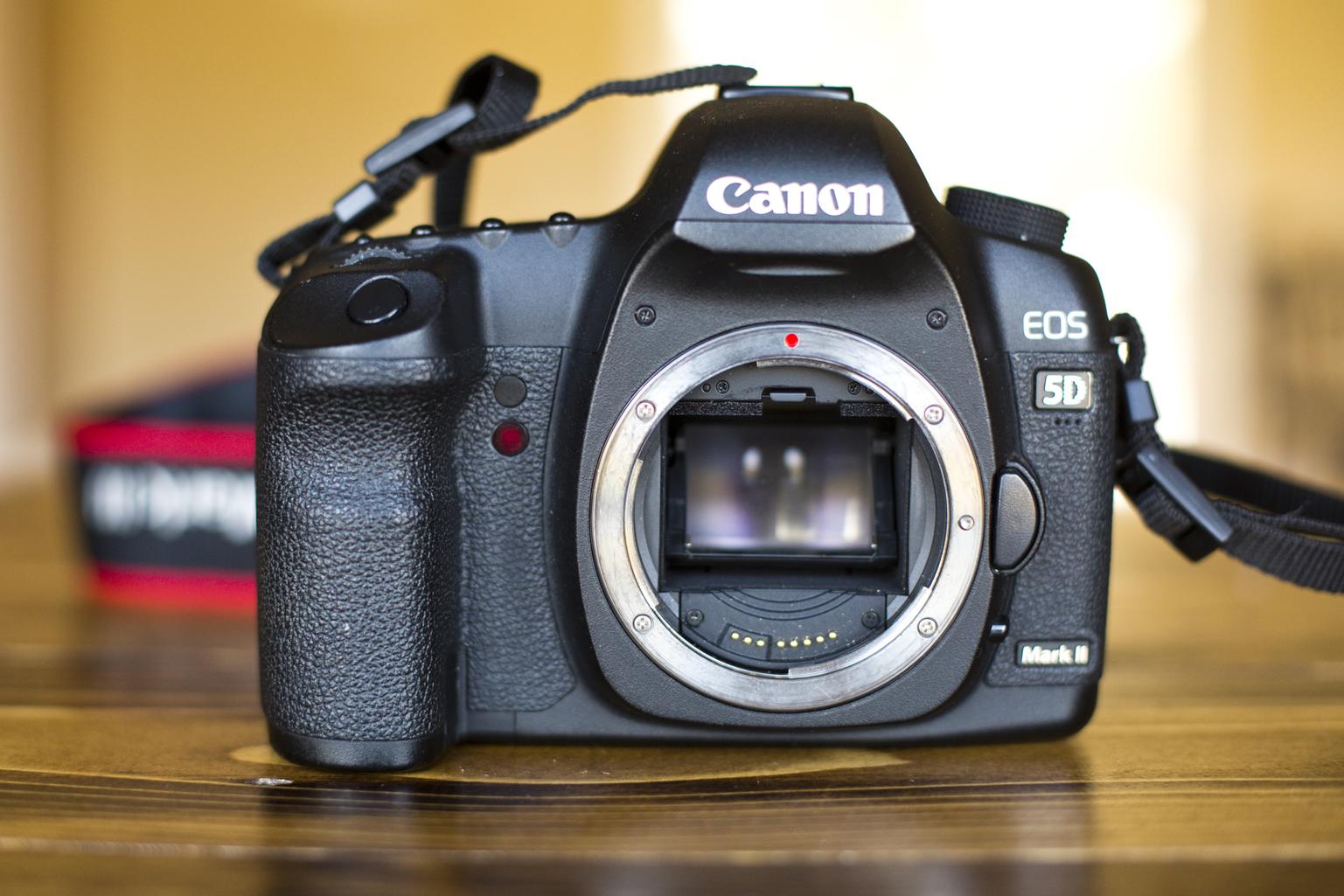 Canon 5D Mark 2 for sale Ottawa