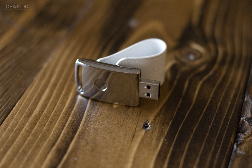 Flash USB thumb drives Ottawa Wedding Photographer Joey Rudd Photography
