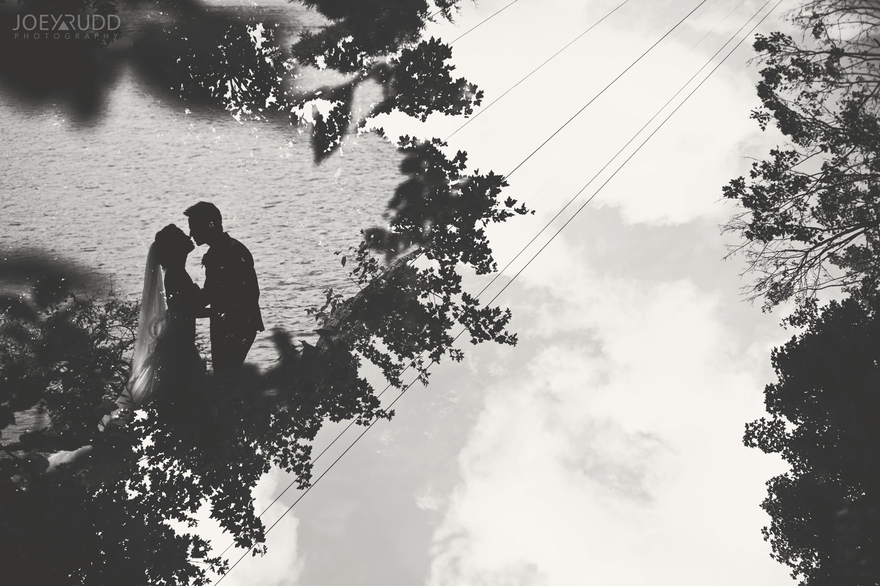 Ottawa Wedding Photographer Joey Rudd Photography Double Exposure Multiple