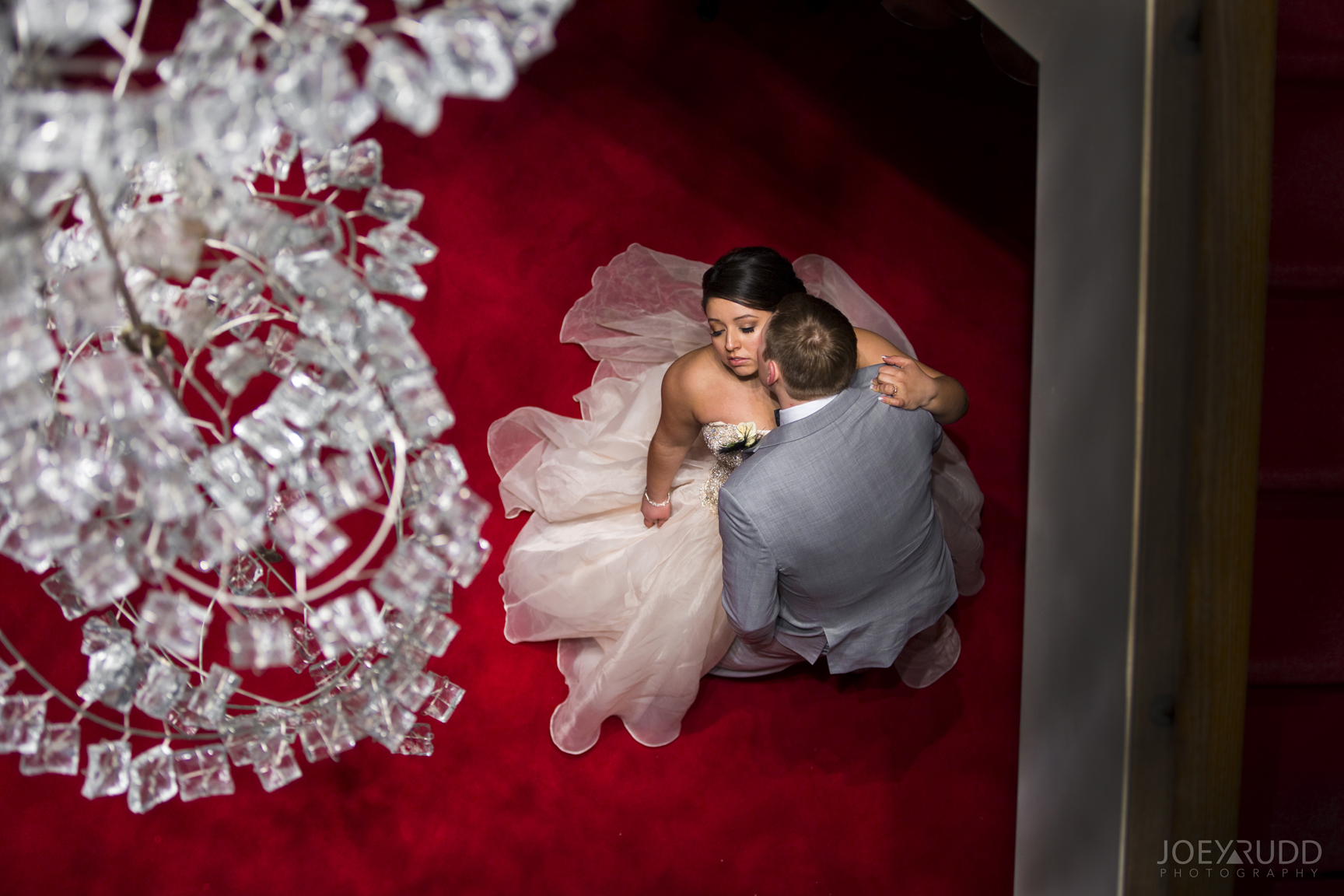 Ottawa Winter Wedding at the NAC by Joey Rudd Photography 2