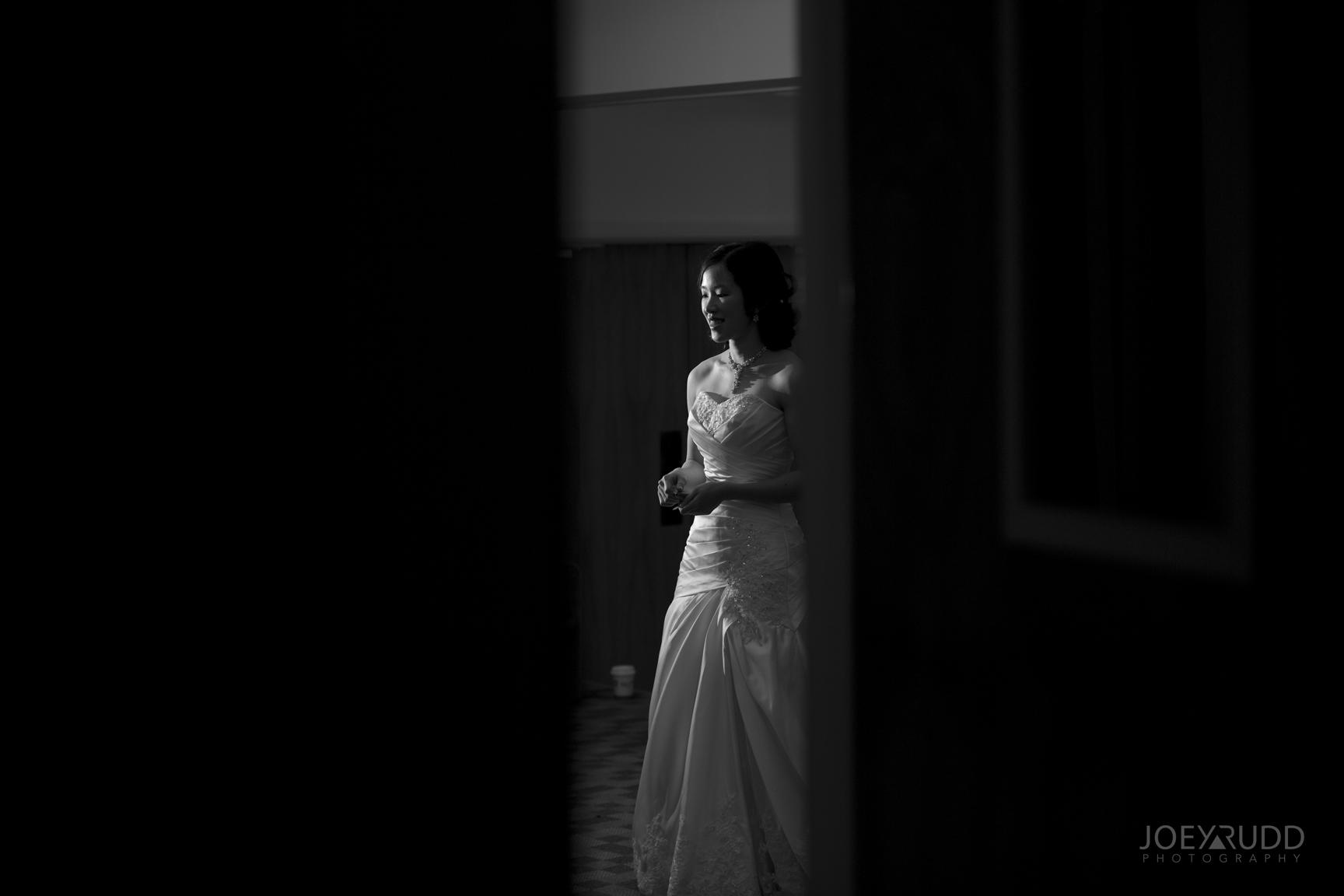 Dramatic Wedding Photography