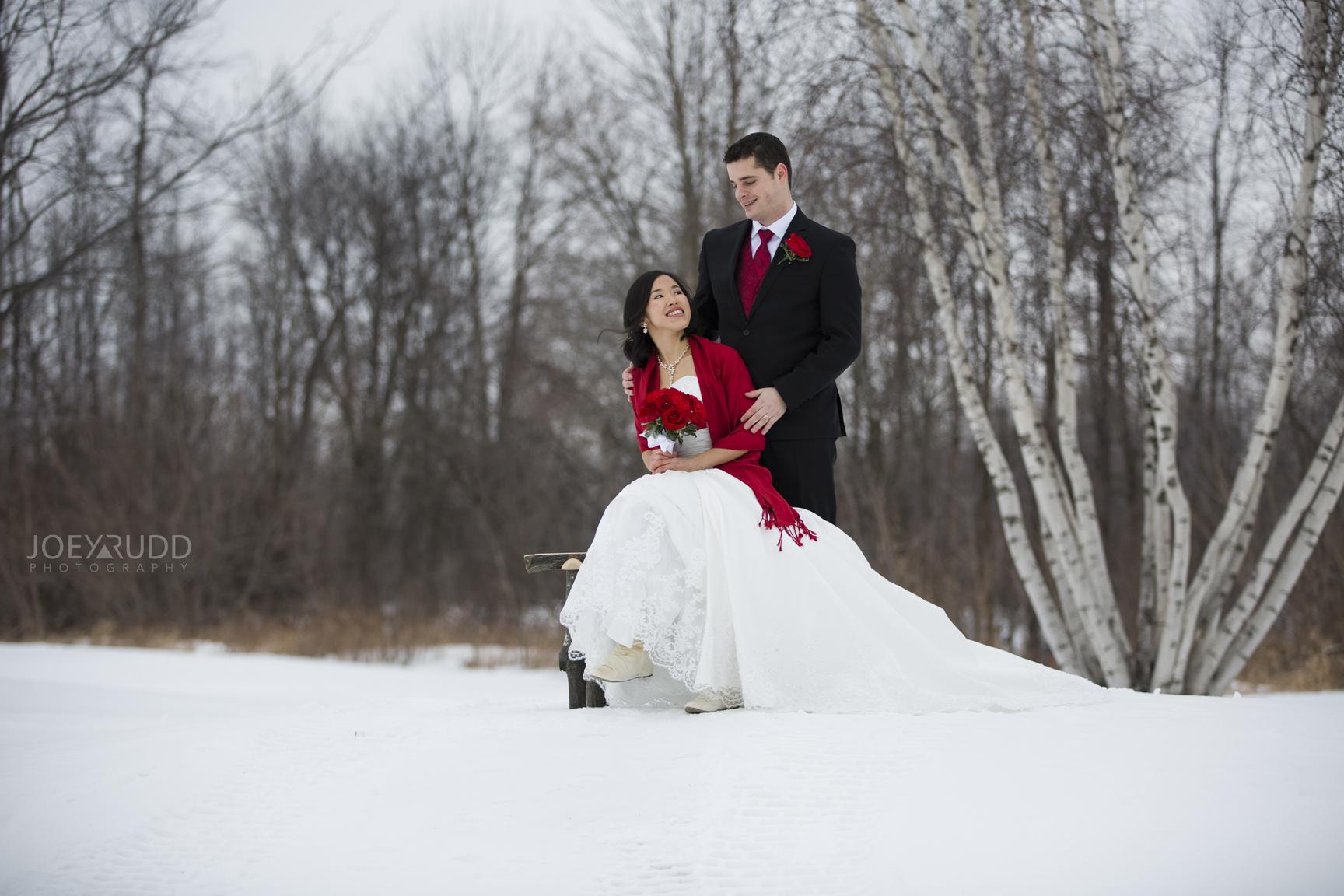 Winter Wedding Photographer Ottawa