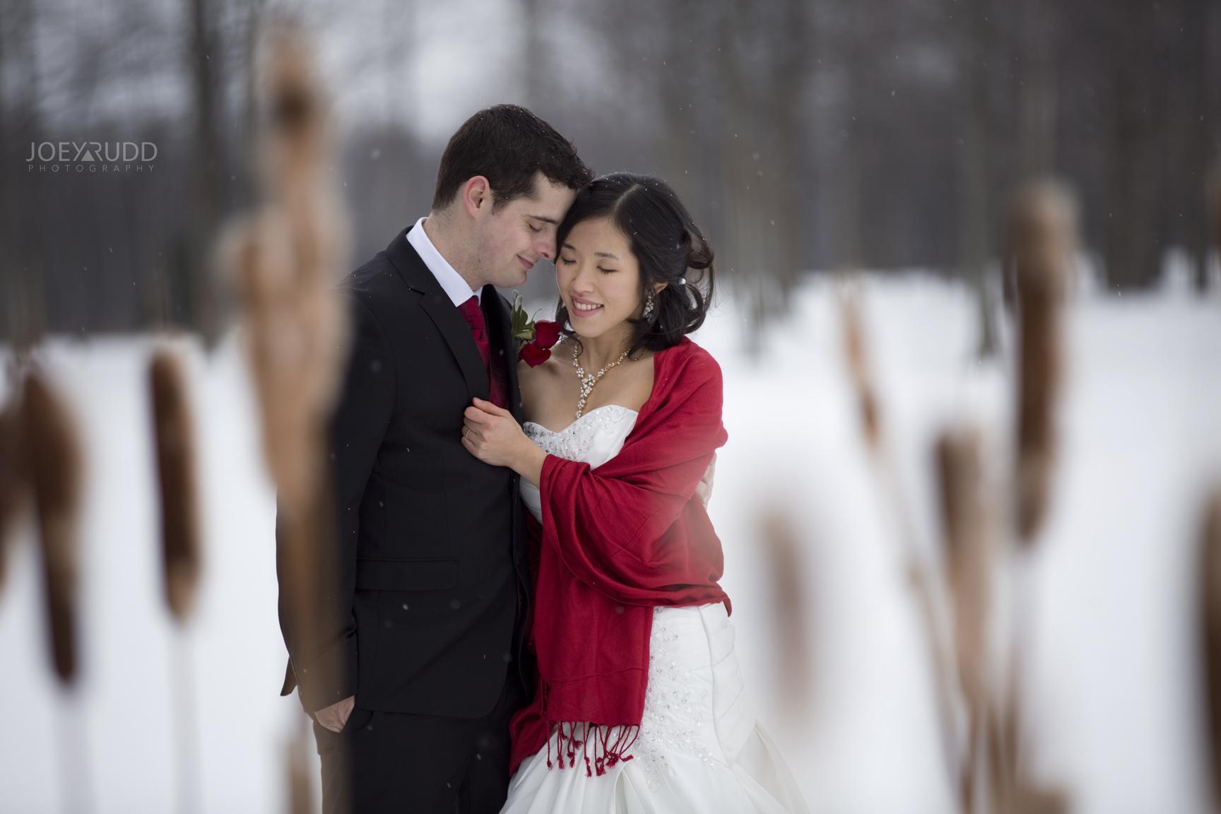 Wedding Ottawa Winter Photography