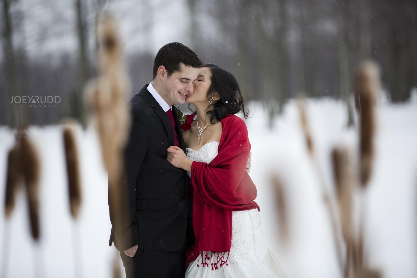 Photographer Ottawa Winter Wedding
