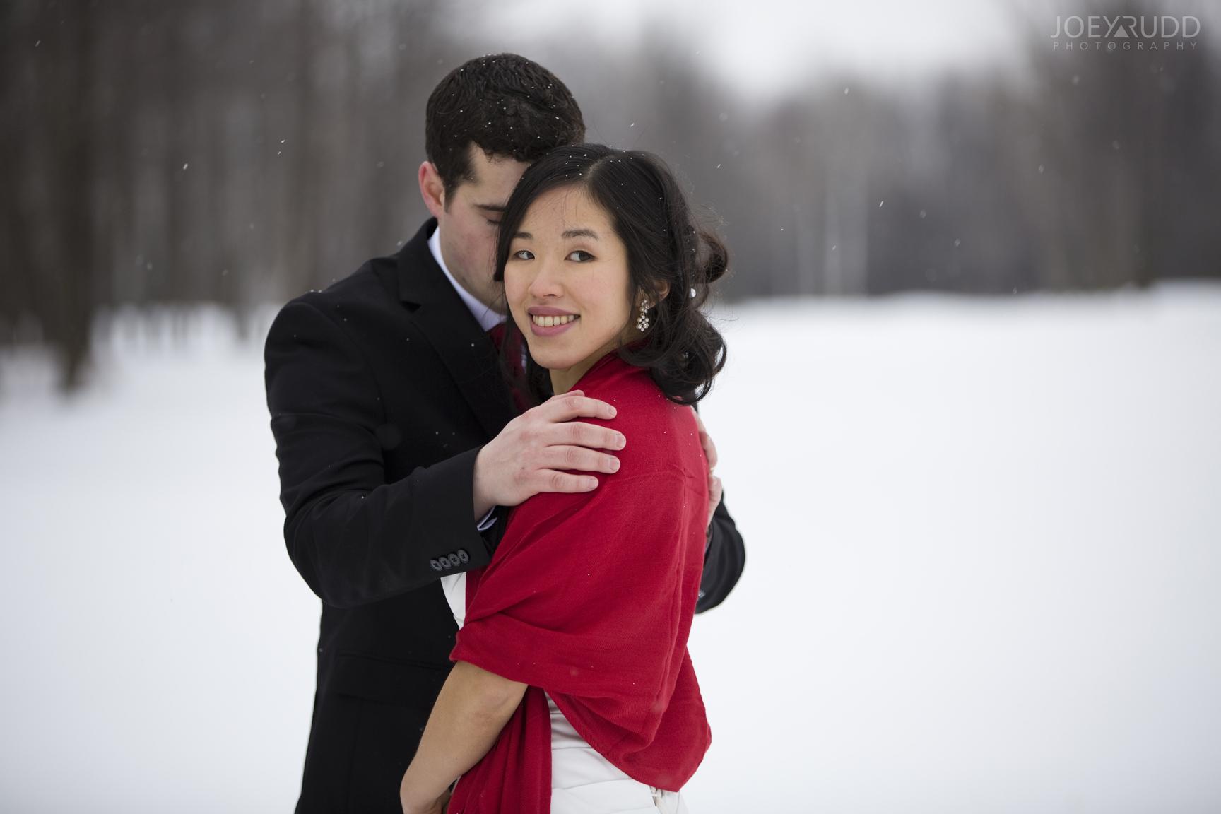 Photographer Winter Wedding Ottawa Photography