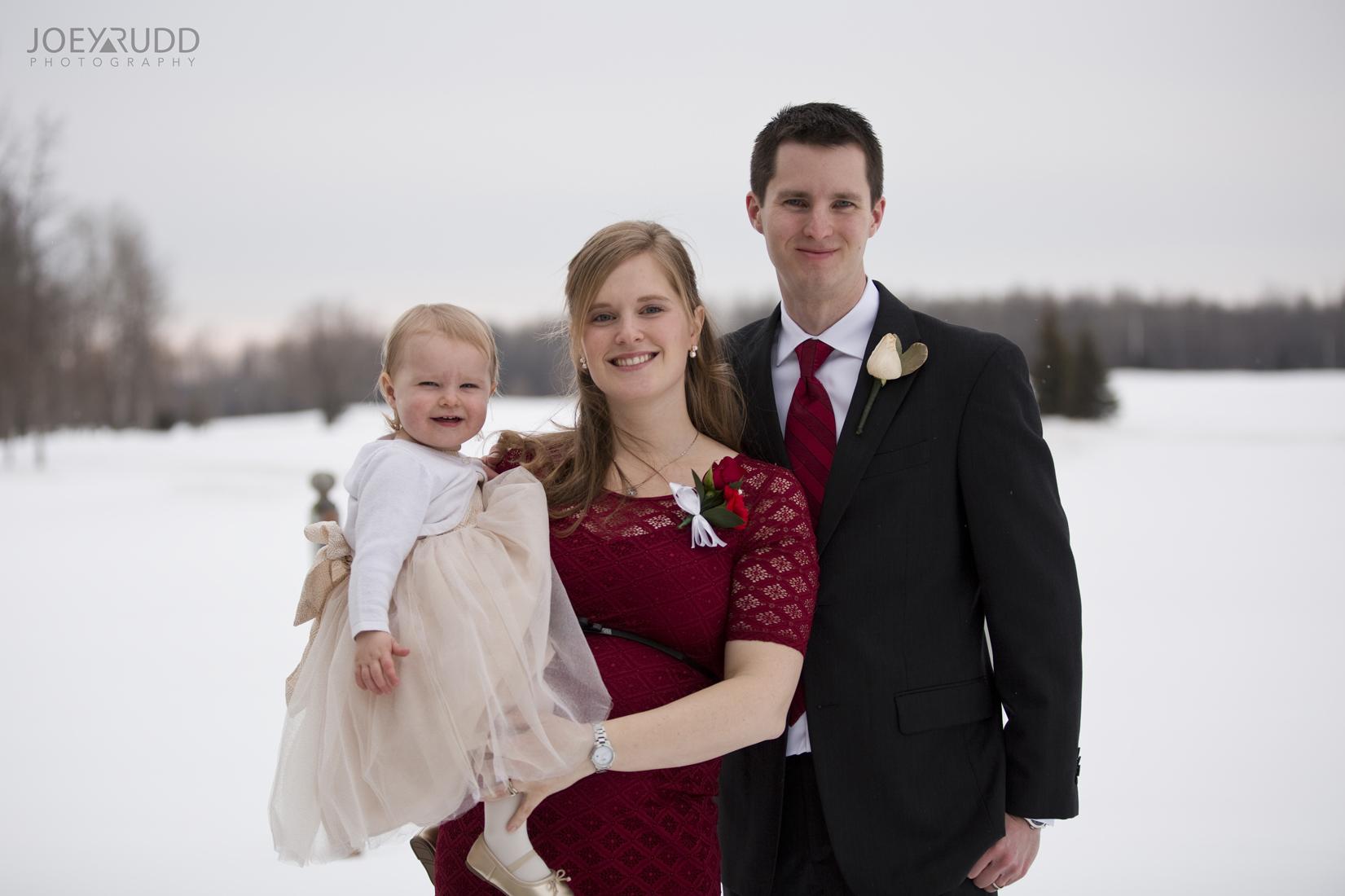 Photographer Family Winter