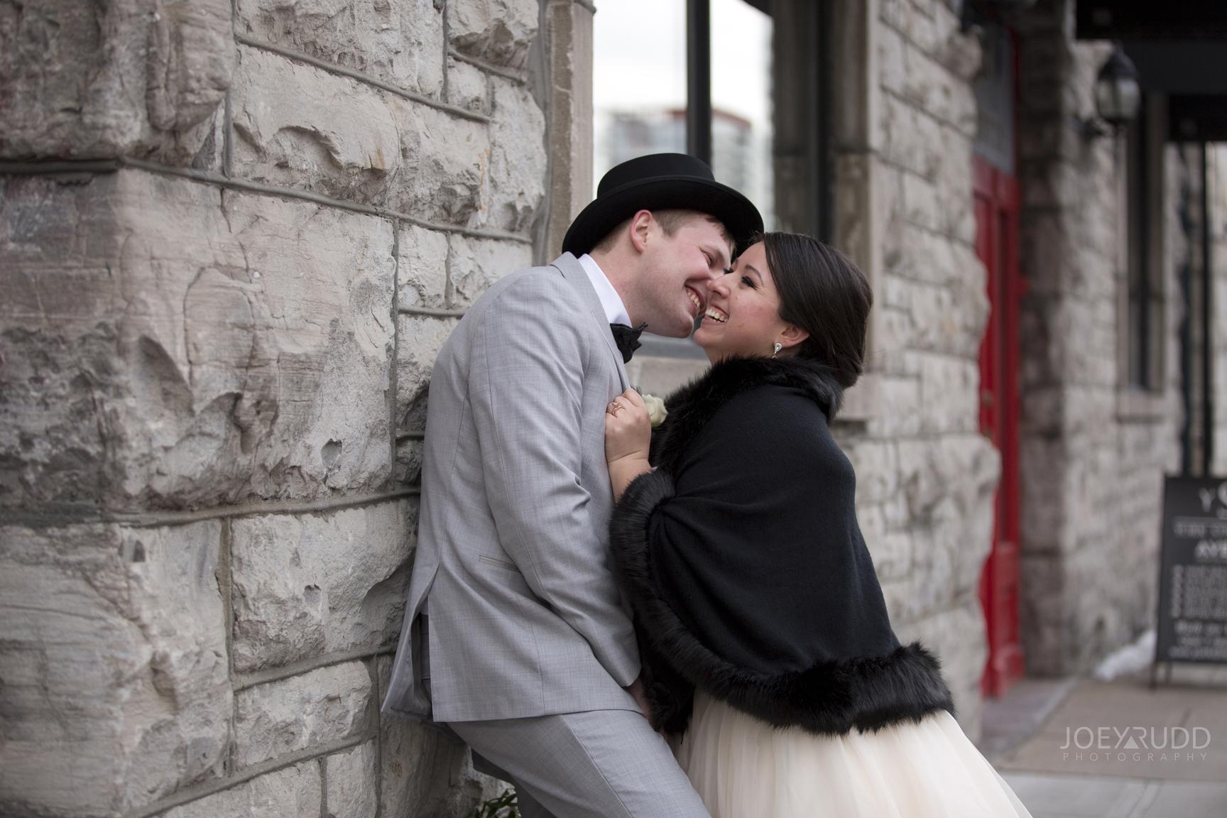 Classic Downtown Ottawa Wedding Photography