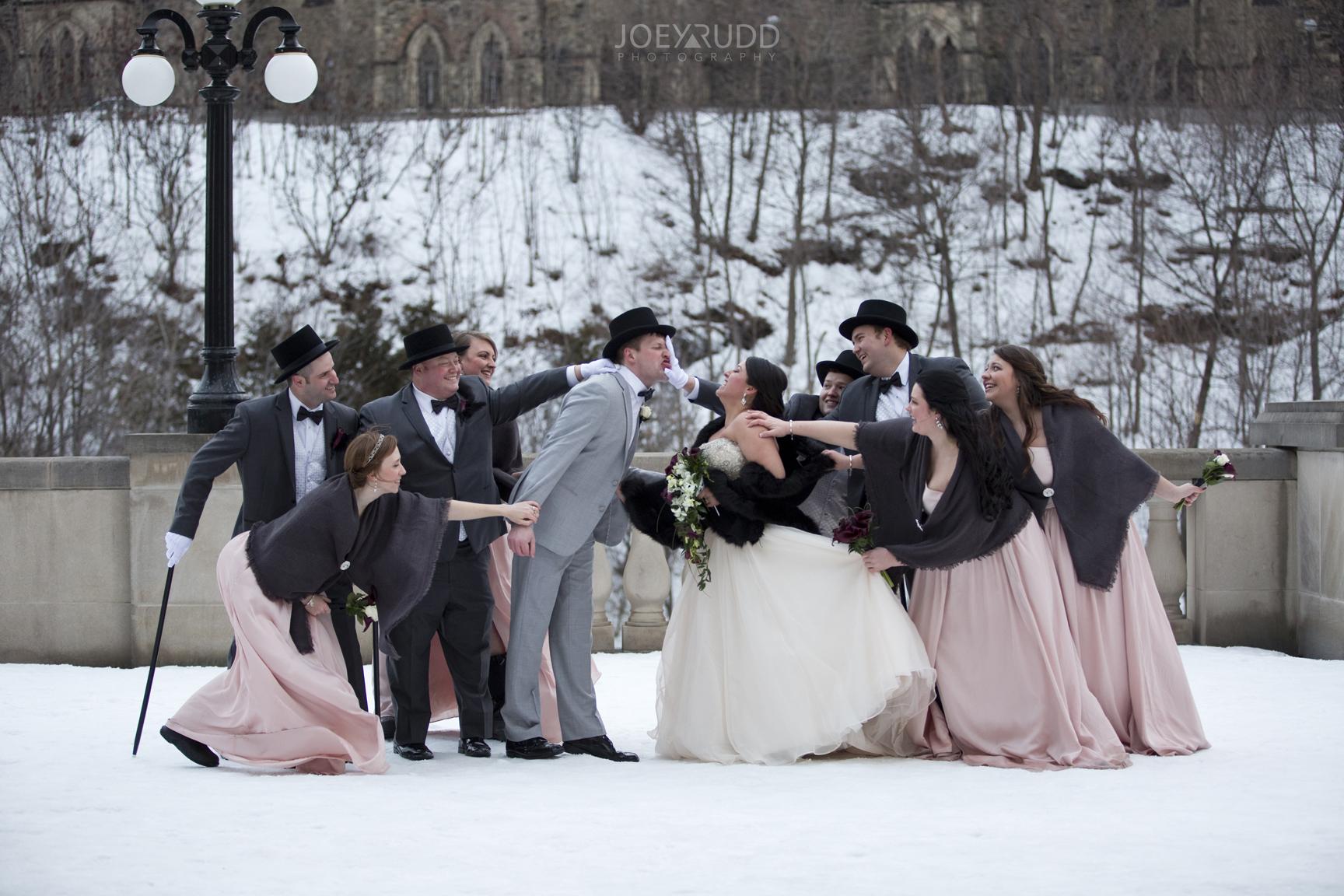Fun Wedding Party Photos Ottawa Weddings