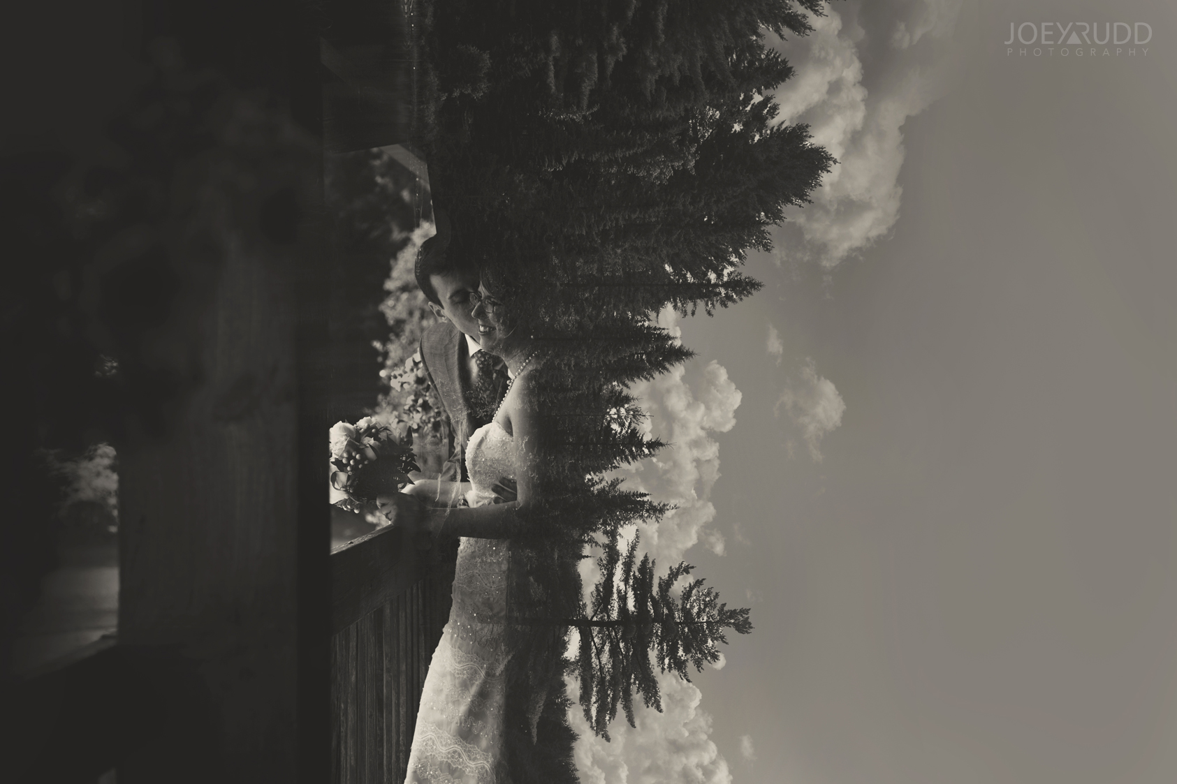 Double Exposure Wedding Photography Ottawa Joey Rudd Photographer