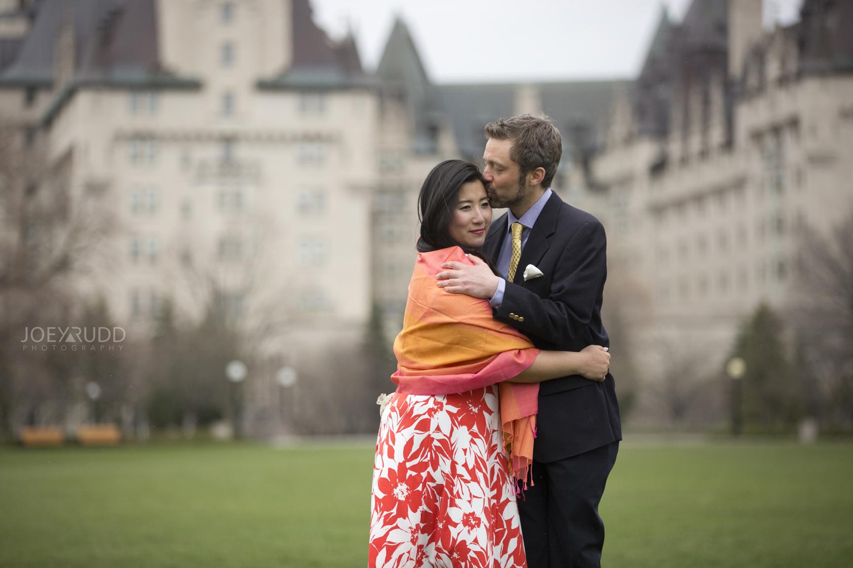Ottawa Elopement Wedding Photographer Joey Rudd Photography Chateau Laurier Majors Hill Park