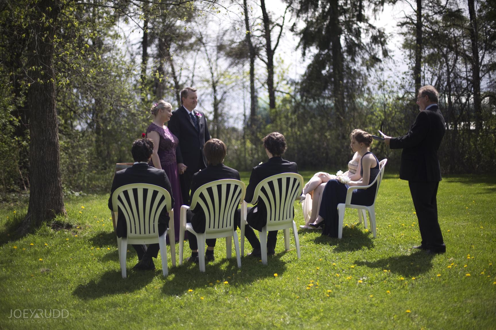Elopement Session at Jabulani Vineyard by Joey Rudd Photography Ottawa Wedding Photographer