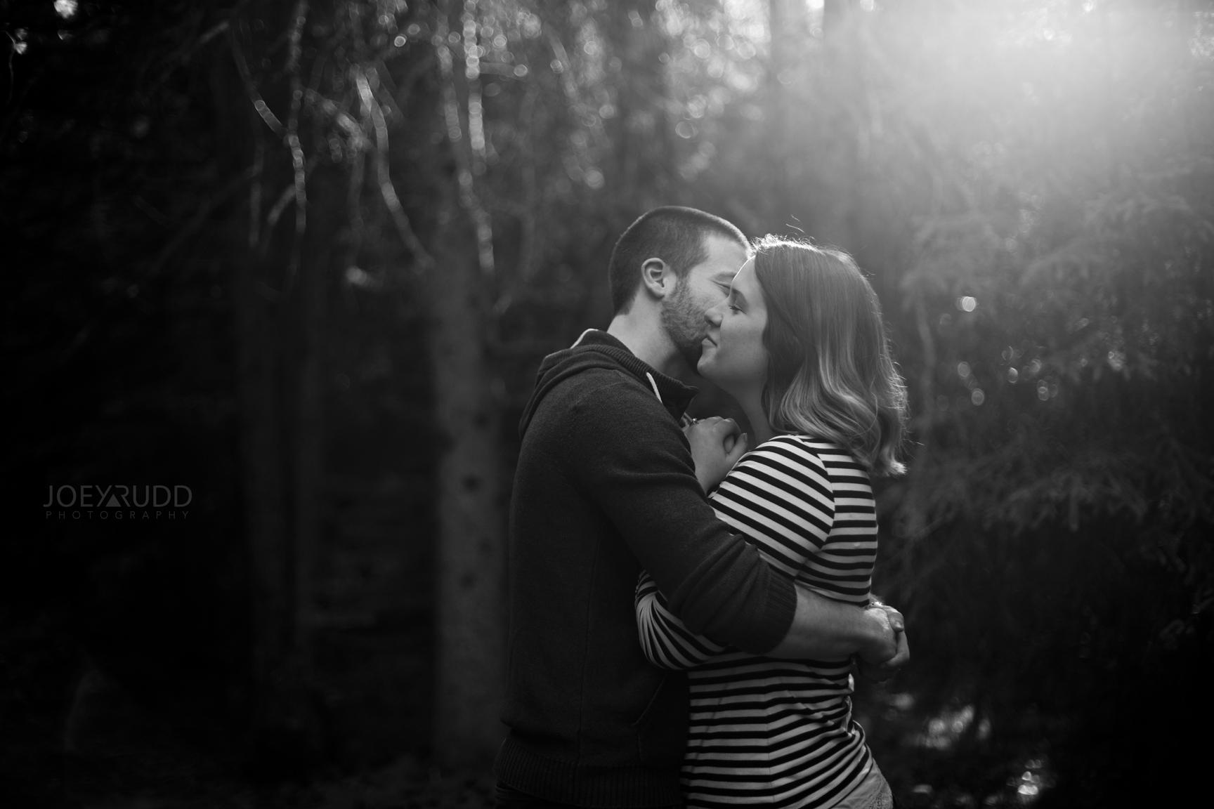 Rustic Engagement by Ottawa Wedding Photographer Joey Rudd Photography Sun Flare