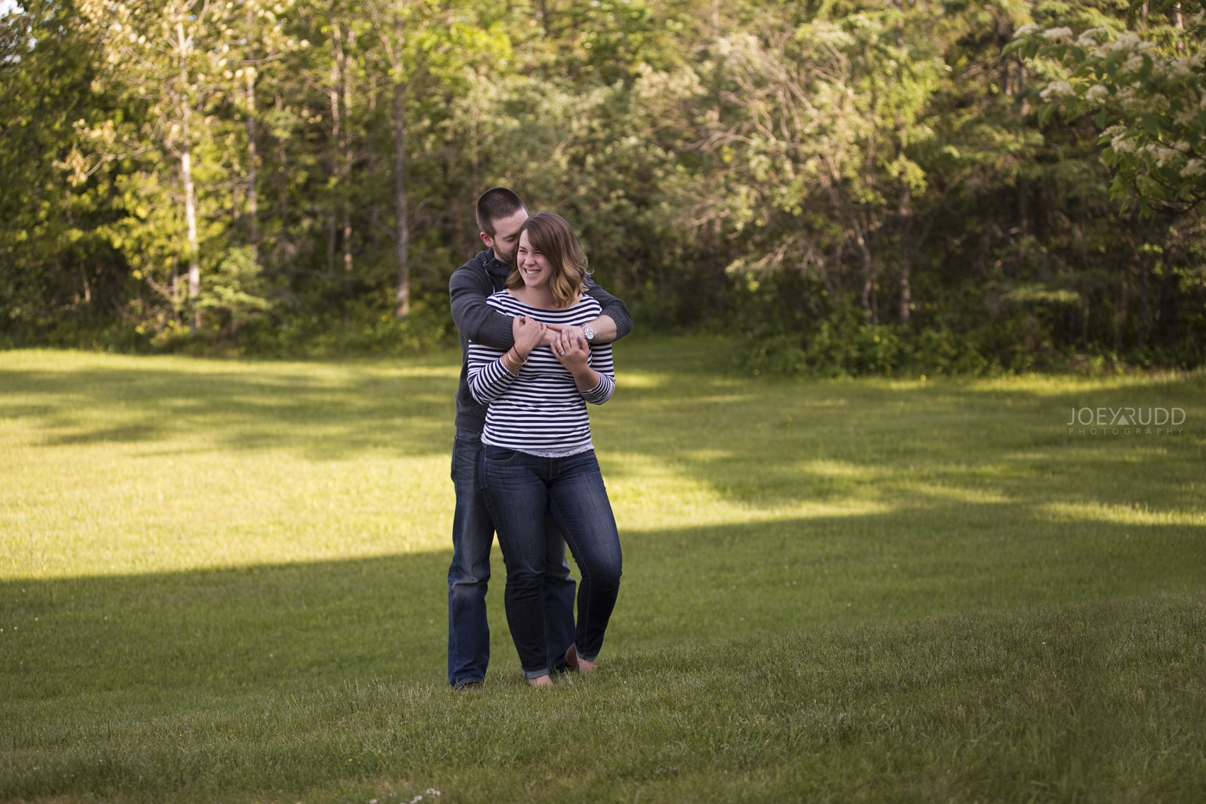 Rustic Engagement by Ottawa Wedding Photographer Joey Rudd Photography Engaged