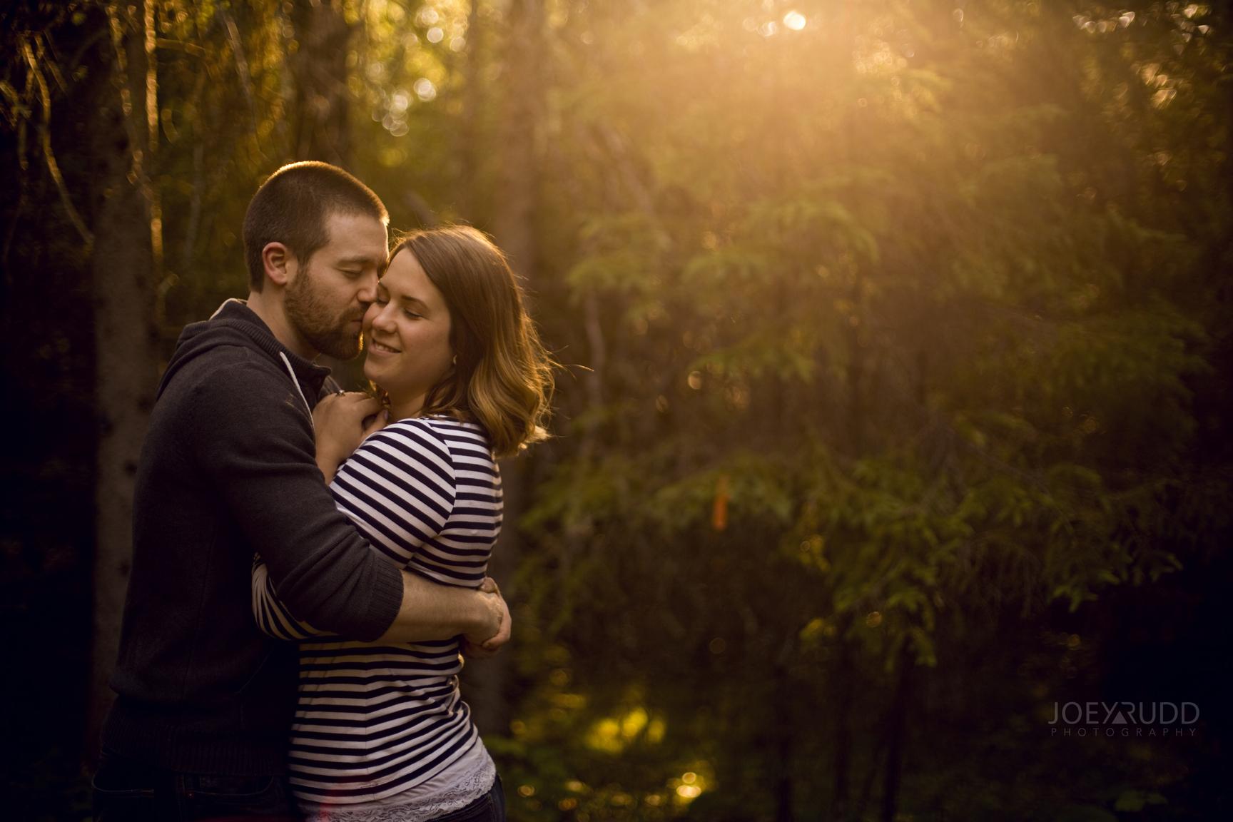 Rustic Engagement by Ottawa Wedding Photographer Joey Rudd Photography Romantic