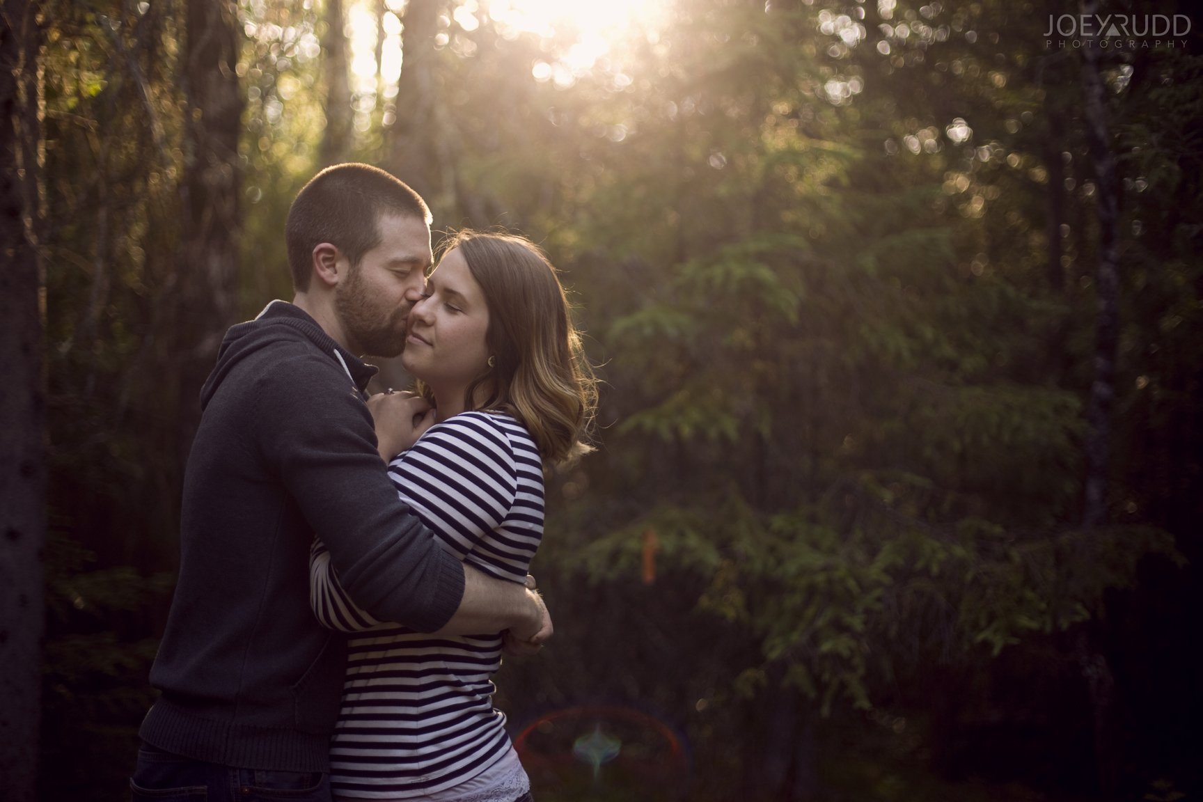 Rustic Engagement by Ottawa Wedding Photographer Joey Rudd Photography Carleton Place Engagement
