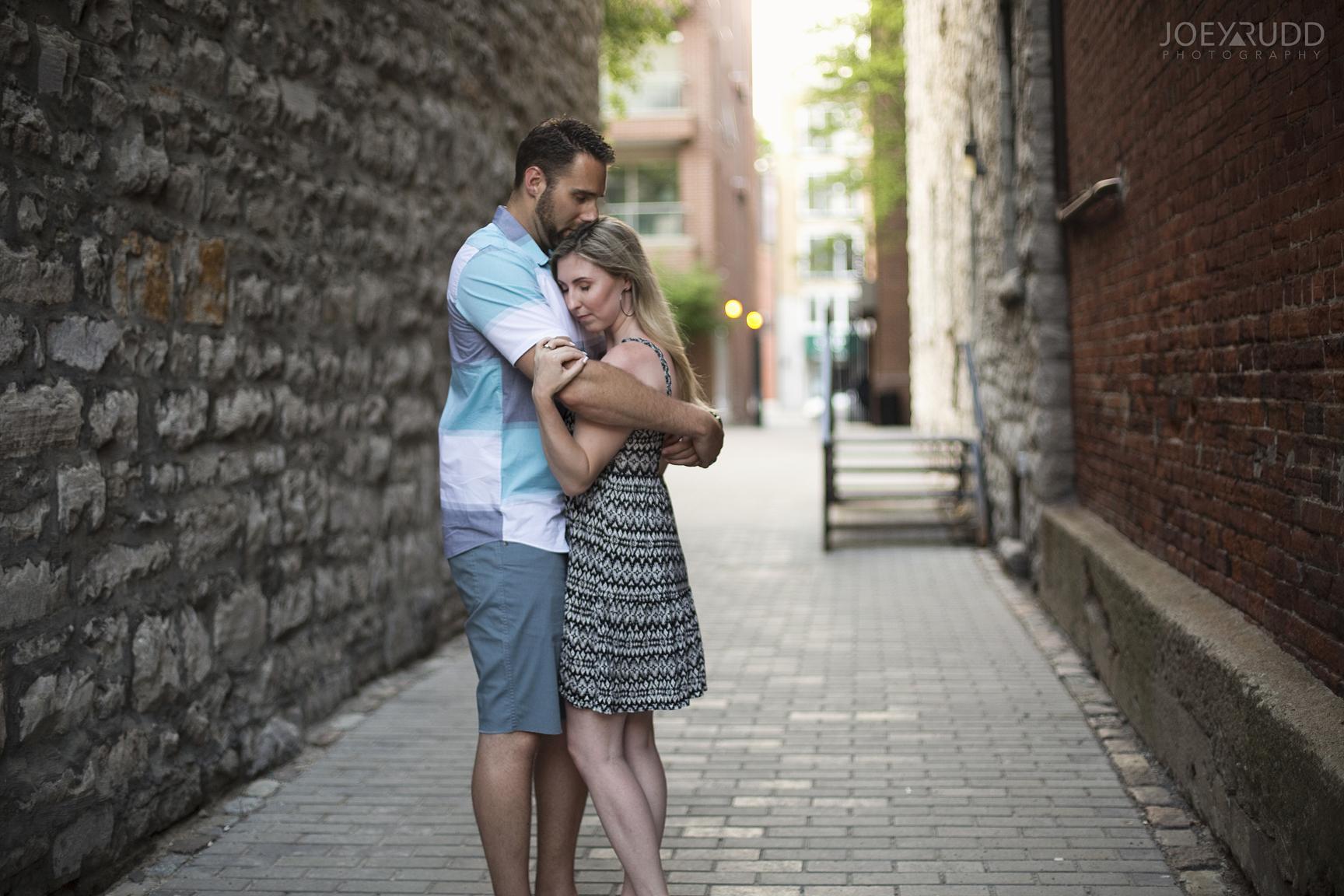 Joey Rudd Photography Ottawa Wedding Photographer Engagement Alley
