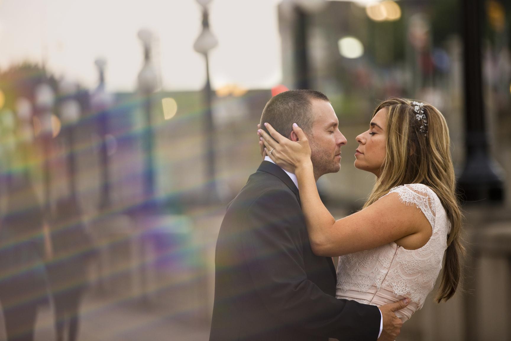 Prisming by Ottawa Wedding Photographer Joey Rudd Photography Wedding Prism