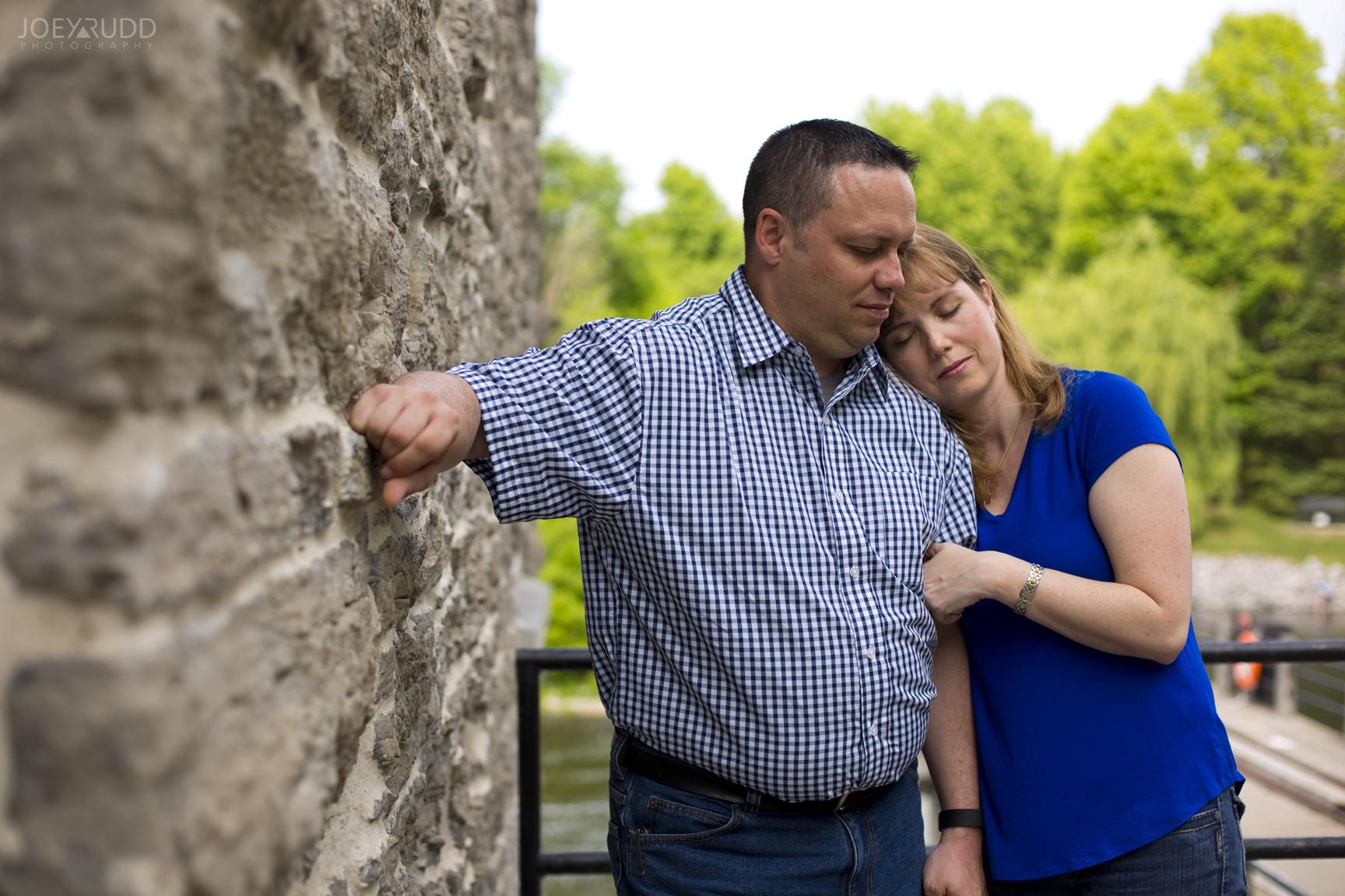 Manotick Engagement by Ottawa Wedding Photographer Joey Rudd Photography at Watsons Mill