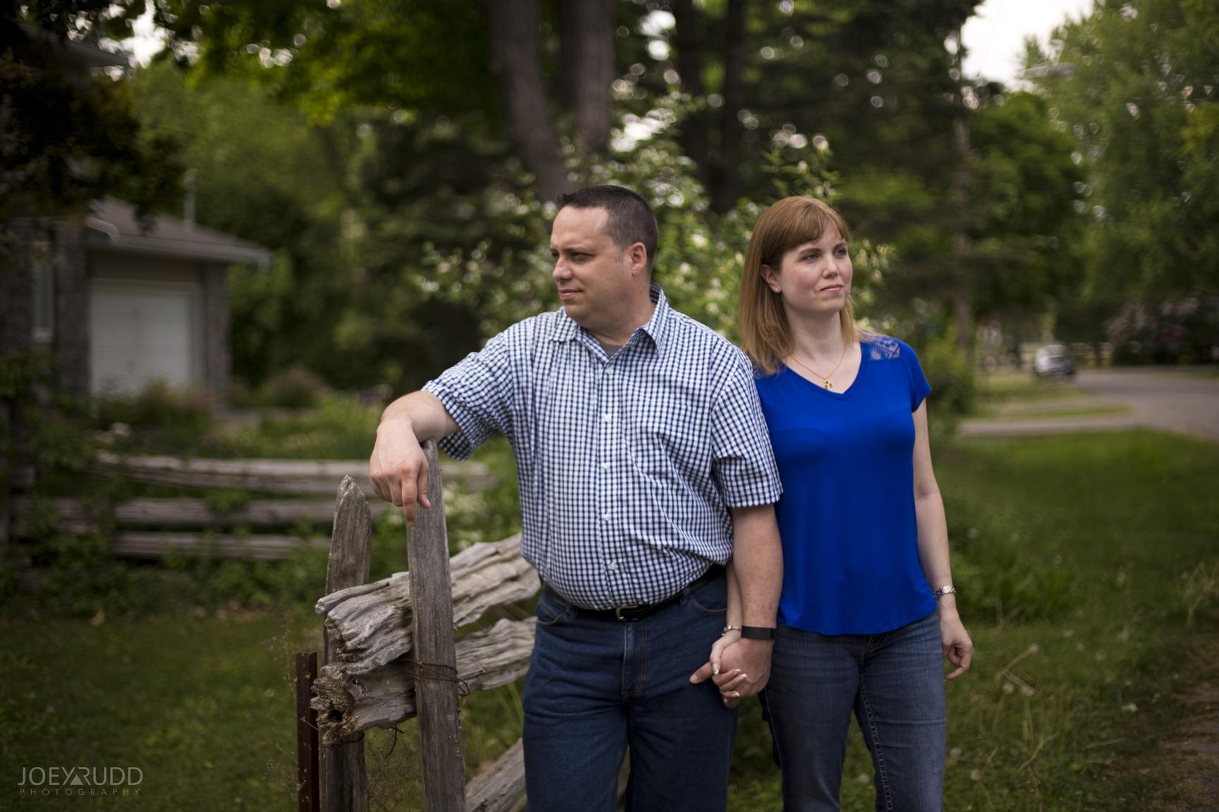 Manotick Engagement by Ottawa Wedding Photographer Joey Rudd Photography at Watsons Mill Dramatic