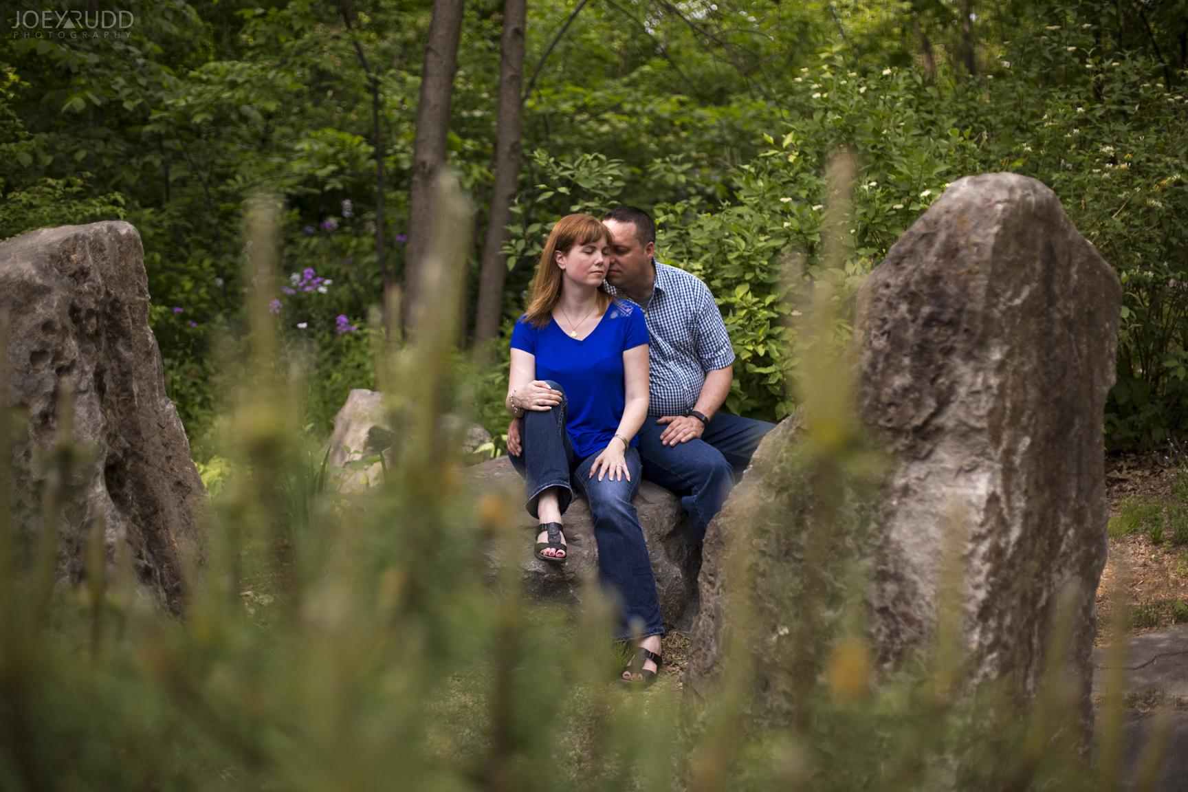 Manotick Engagement by Ottawa Wedding Photographer Joey Rudd Photography at Watsons Mill Flowers