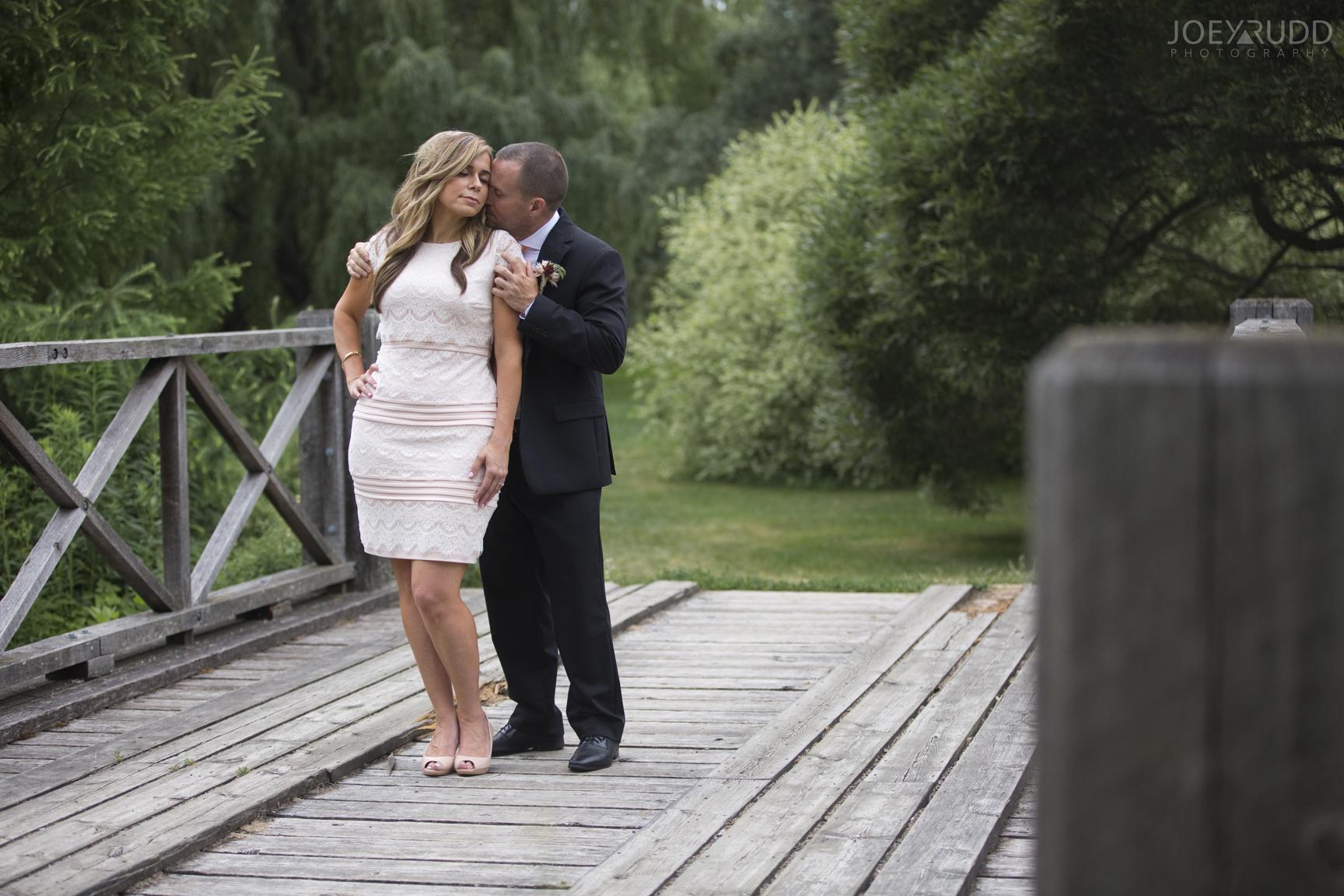 Elopement Wedding by Ottawa Wedding Photographer Joey Rudd Photography Arboretum Bridge
