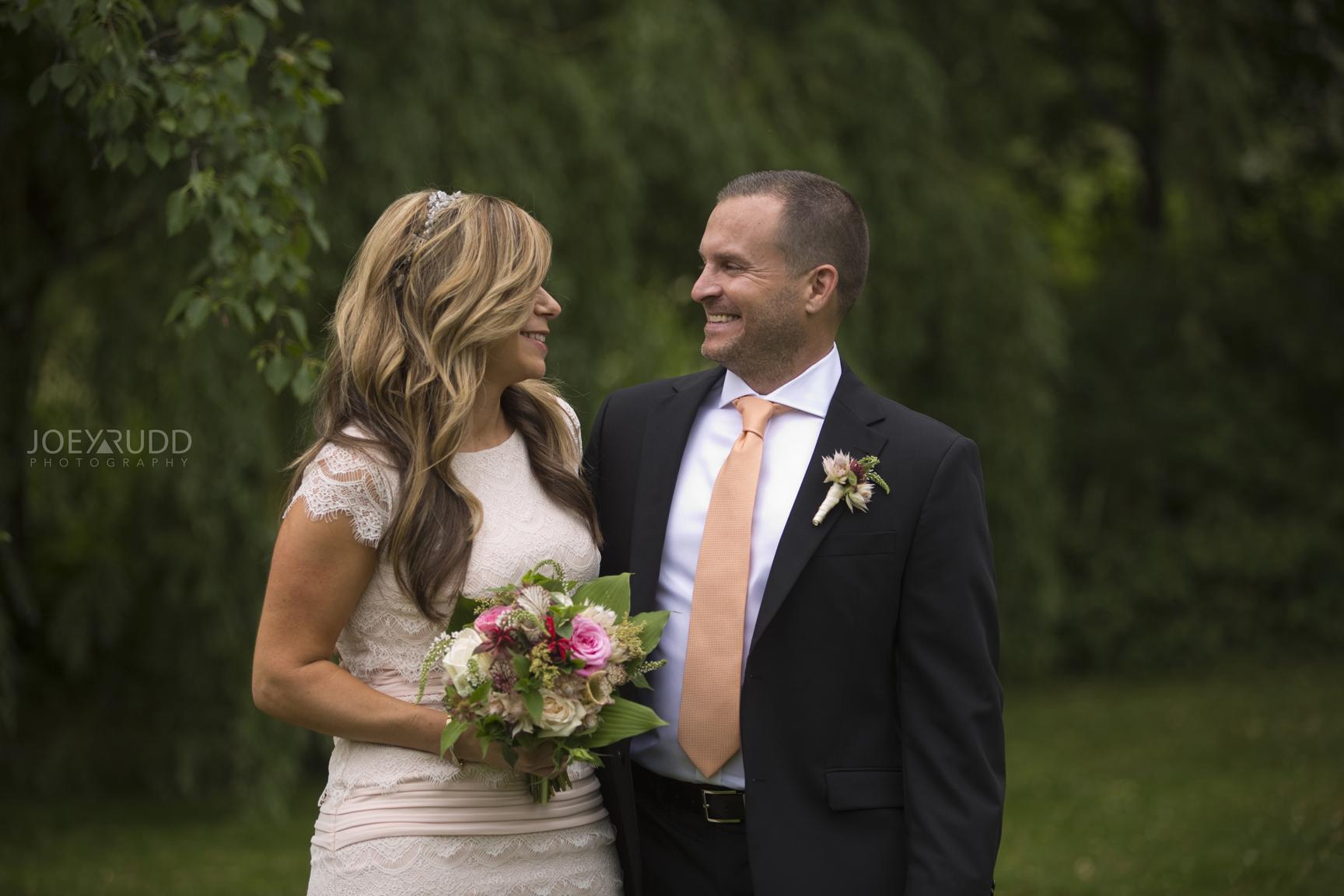 Elopement Wedding by Ottawa Wedding Photographer Joey Rudd Photography Arboretum Ceremony