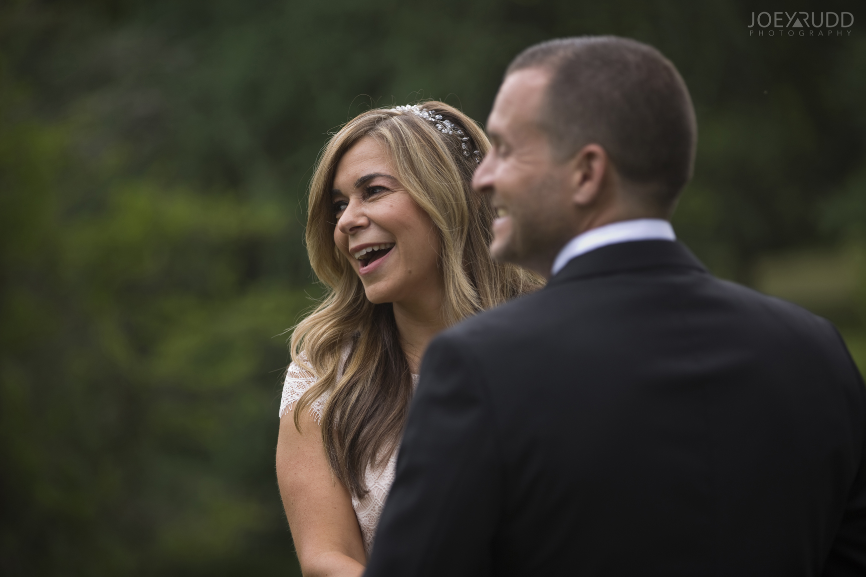 Elopement Wedding by Ottawa Wedding Photographer Joey Rudd Photography Arboretum Bride