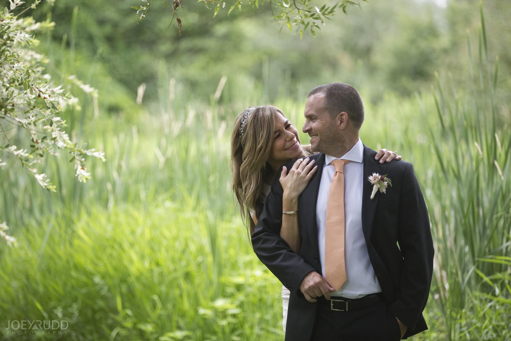 Elopement Wedding by Ottawa Wedding Photographer Joey Rudd Photography Arboretum Creek